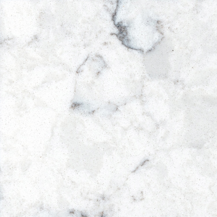 Allen + Roth Effervesce Quartz Kitchen Countertop Sample