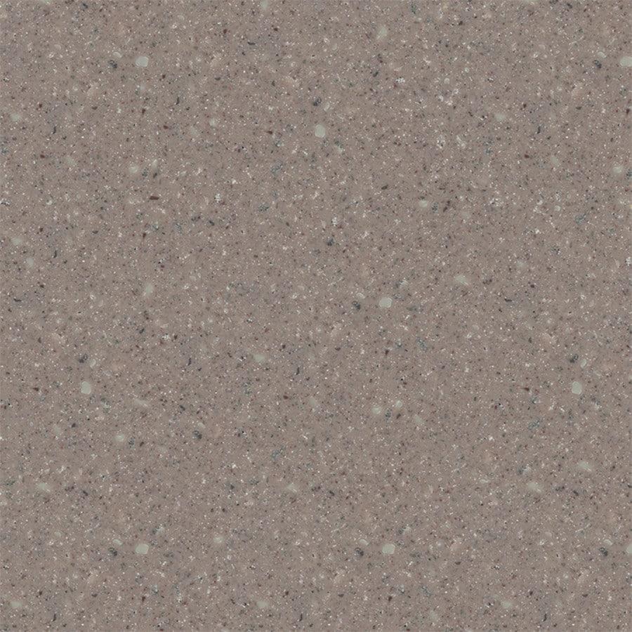 LG HI-MACS Trail Gray Solid Surface Kitchen Countertop Sample