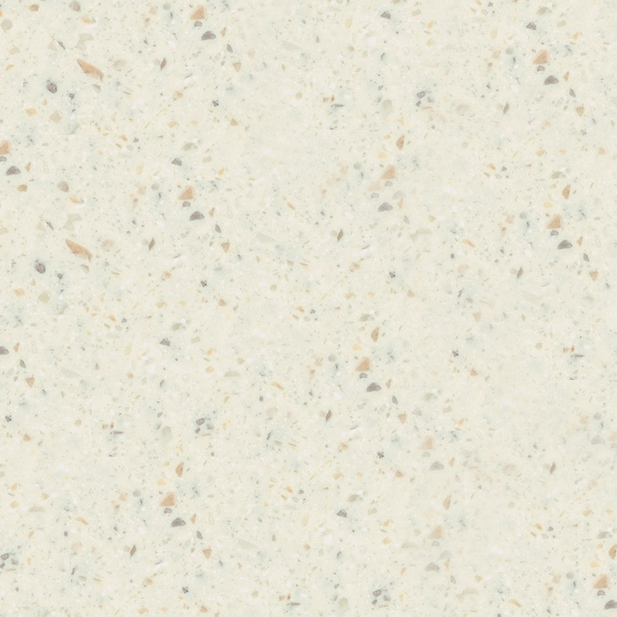 Shop Lg Hi Macs Sugarloaf Solid Surface Kitchen Countertop Sample At Lowes Com: Shop LG HI-MACS Luster Solid Surface Kitchen Countertop