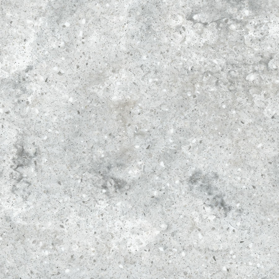 Shop Lg Hi Macs Sugarloaf Solid Surface Kitchen Countertop Sample At Lowes Com: Shop LG HI-MACS Lago Solid Surface Kitchen Countertop