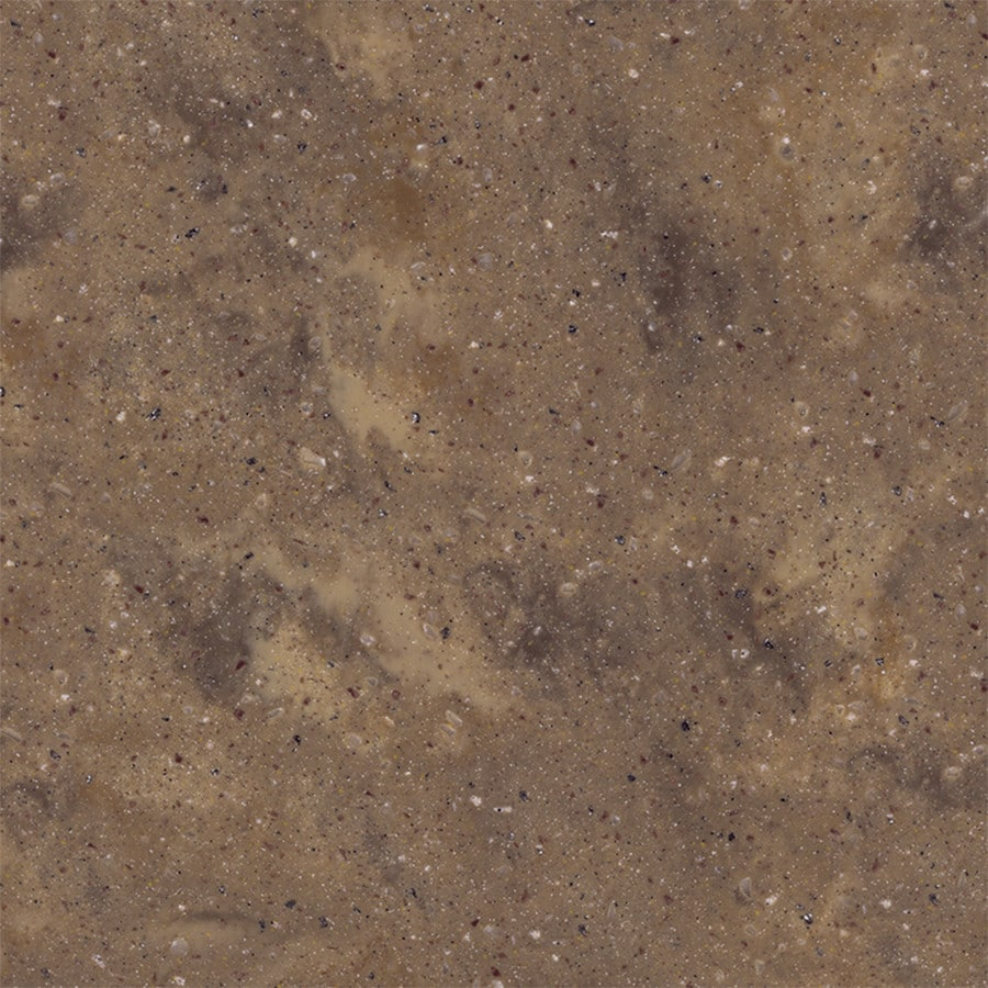 Shop Lg Hi Macs Sugarloaf Solid Surface Kitchen Countertop Sample At Lowes Com: Shop LG HI-MACS Pisa Solid Surface Kitchen Countertop