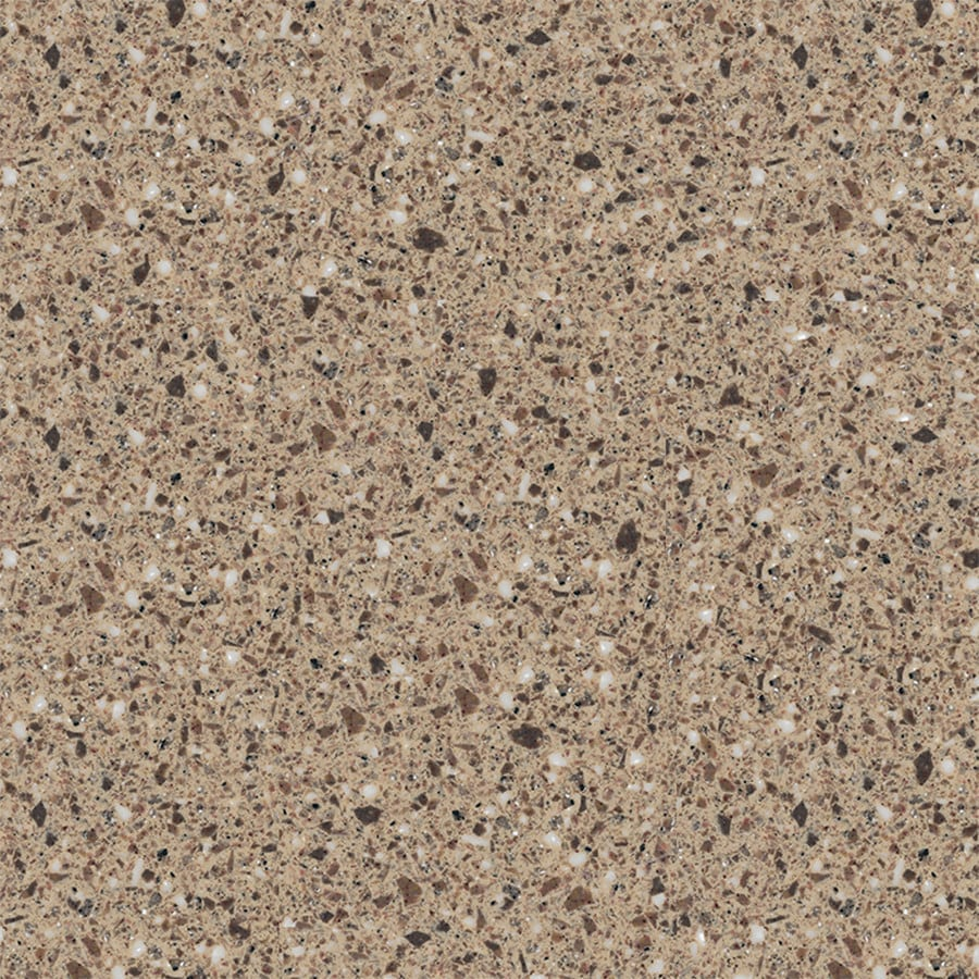 Shop Lg Hi Macs Sugarloaf Solid Surface Kitchen Countertop Sample At Lowes Com: LG HI-MACS Sugar Maple Nr Solid Surface Kitchen Countertop