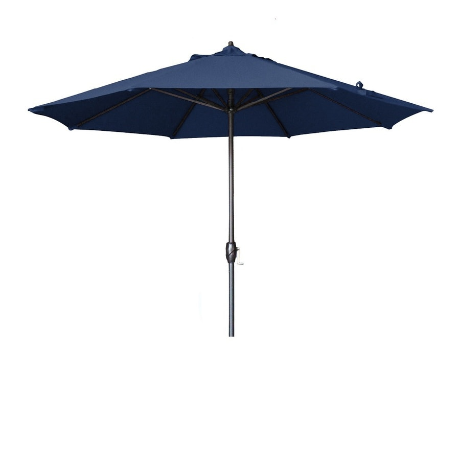 shop lauren company patio umbrella common 108 in w x
