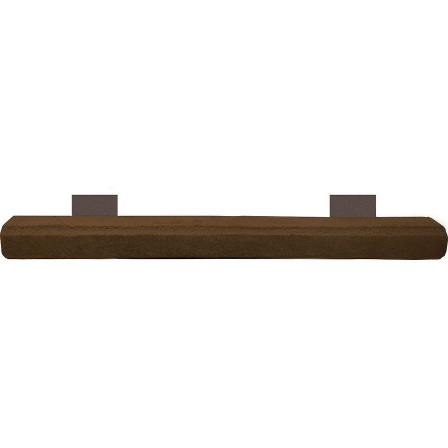 M-Rock Universal Trim 10-Pack Brown Ledge Trim Stone Veneer Trim