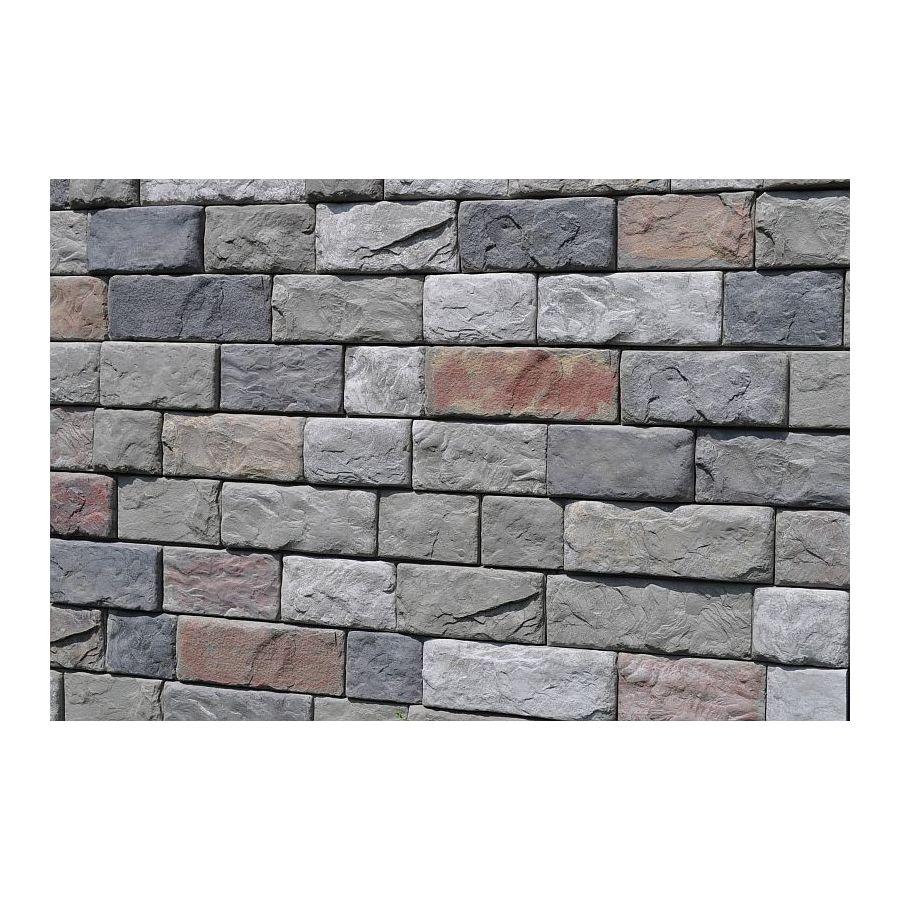 M-Rock MSI Bluestone Canyon Brown Molded Corner Stone Veneer Trim