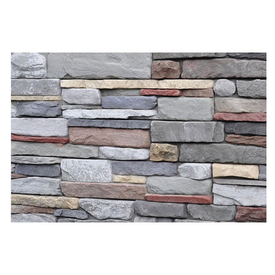 Shop M Rock Aspen Stone Veneer At