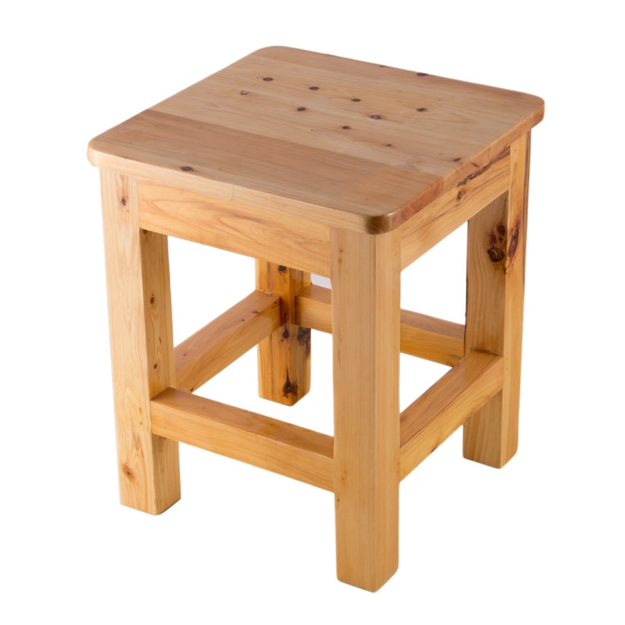 Alfi Brand Wood Shower And Bath Stool In The Bathroom Safety Accessories Department At Lowes Com