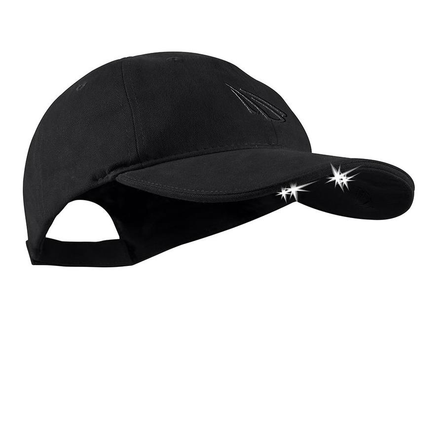 Panther Vision POWERCAP Lighted Black Cotton Twill Baseball Hat