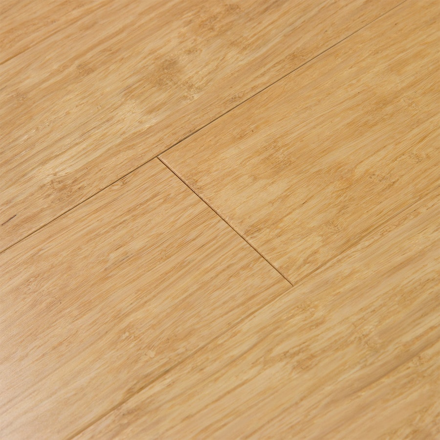 Cali Bamboo Fossilized 3.75-in Natural Solid Bamboo Hardwood Flooring (23-sq ft)