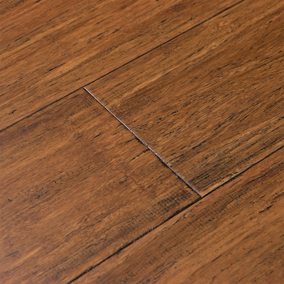 Fossilized 5 In Antique Java Bamboo Solid Hardwood Flooring 21 Sq Ft