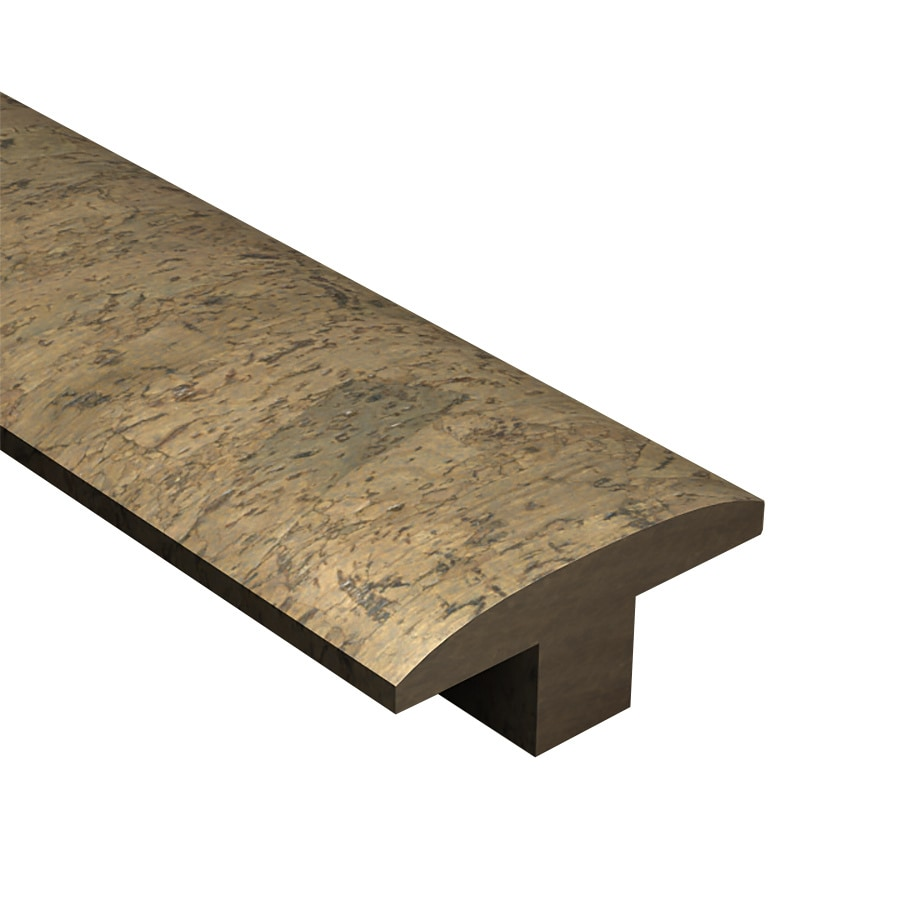 Shop Cali Bamboo 1 5 In X 78 In Dusk Cork T Moulding Floor