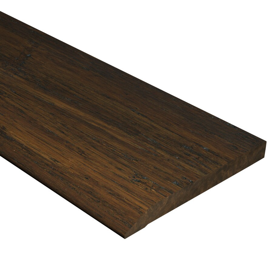 Cali Bamboo 0.5-in x 72-in Antique Java Bamboo Base Floor Moulding