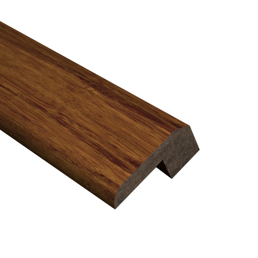 Cali Bamboo 1.05-in x 72-in Java Bamboo Threshold Floor Moulding