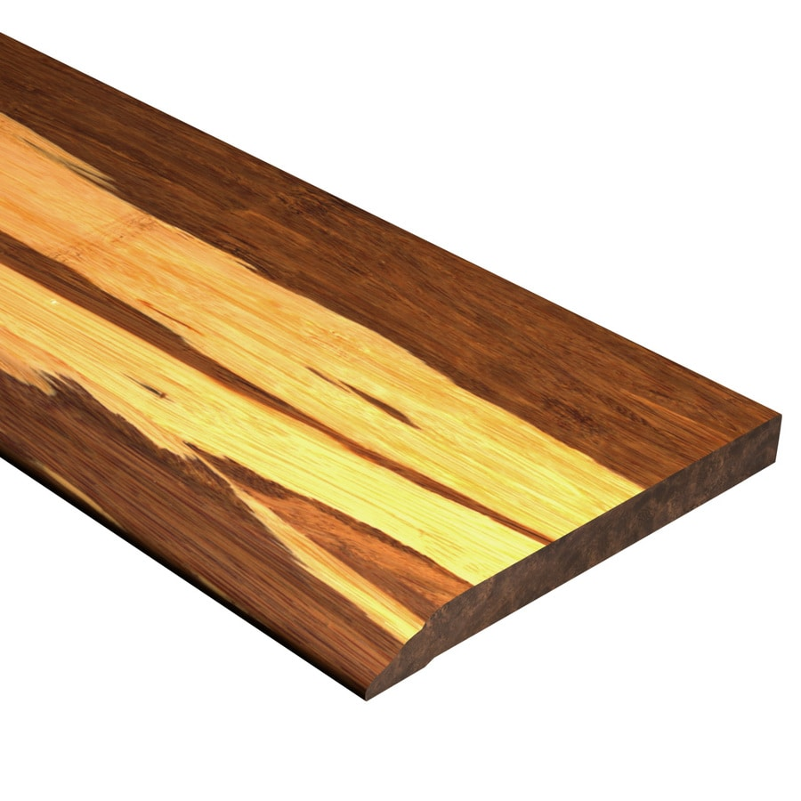 Cali Bamboo 0.5-in x 72-in Marbled Bamboo Base Floor Moulding