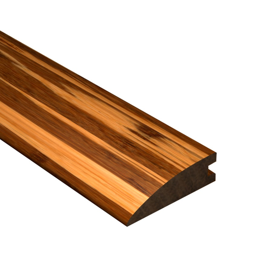 Cali Bamboo 1.5-in x 72-in Marbled Bamboo Reducer Floor Moulding