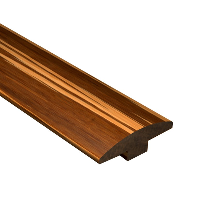 Cali Bamboo 2-in x 72-in Marbled Bamboo T-Moulding Floor Moulding