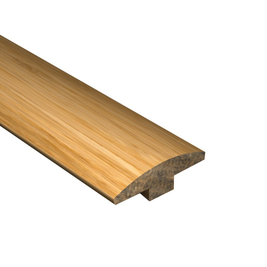 Cali Bamboo 2-in x 72-in Natural Bamboo T-Moulding