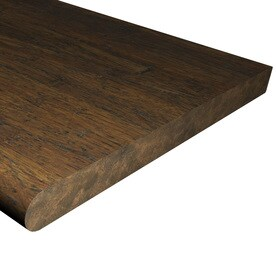 Cali Bamboo Fossilized 12 In X 48 In Antique Java Prefinished Bamboo Stair  Tread