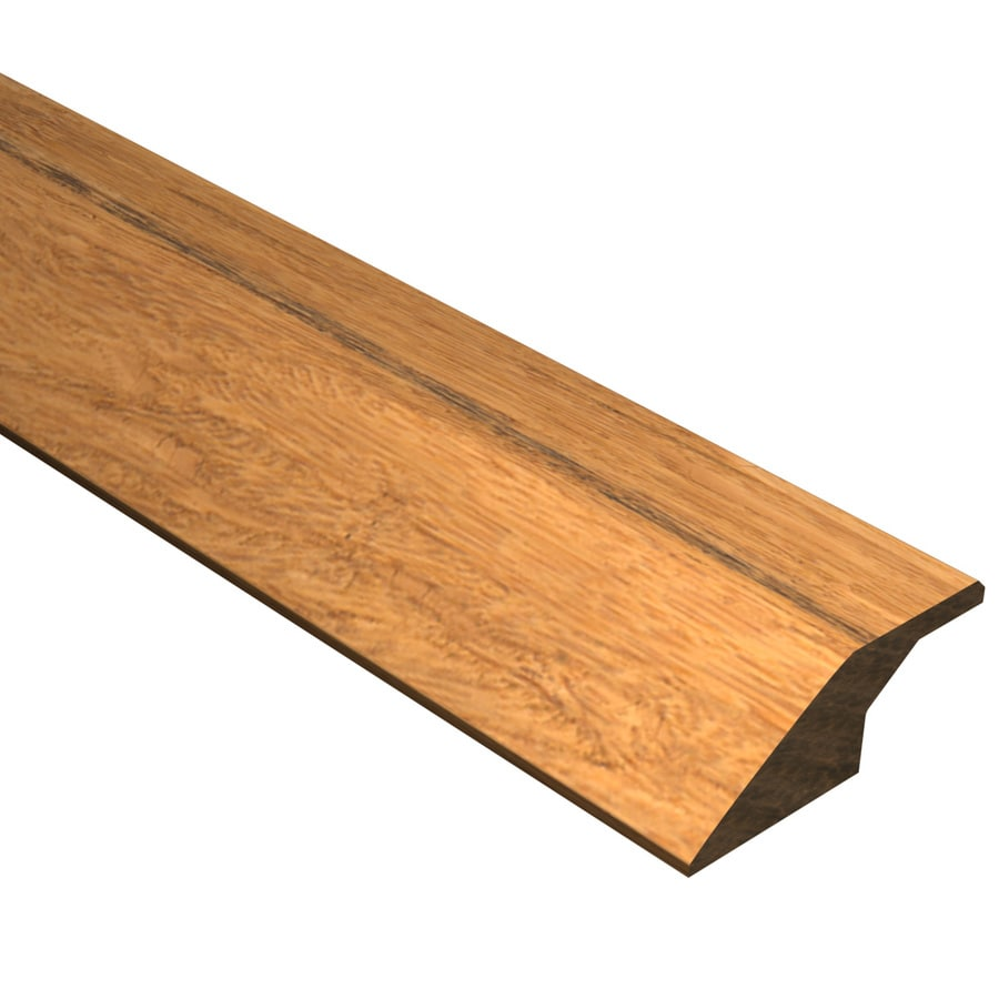 Cali Bamboo 2.38-in x 72-in Distressed Mocha Bamboo Reducer Floor Moulding