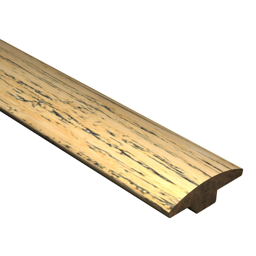 Cali Bamboo 2-in x 72-in Distressed Natural Bamboo T-Moulding Floor Moulding