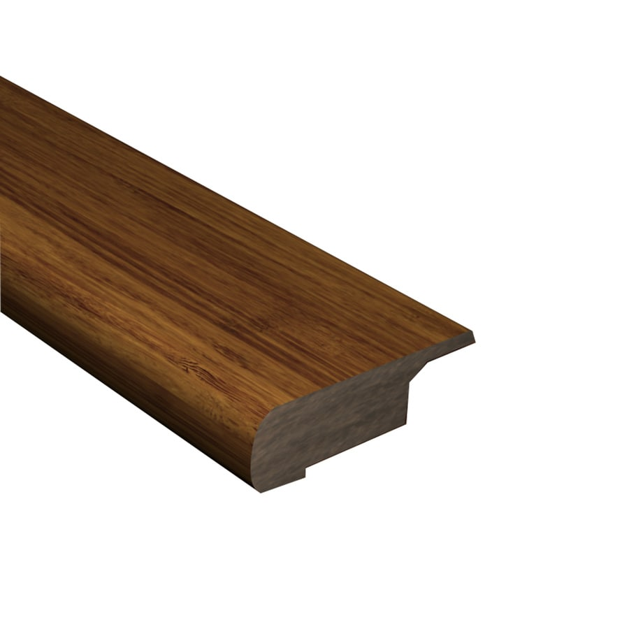 Merveilleux Cali Bamboo 2 In X 72 In Java Bamboo Stair Nose Floor Moulding