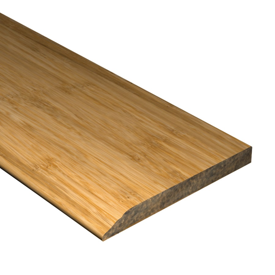Cali Bamboo 0.5-in x 72-in Natural Bamboo Base Floor Moulding