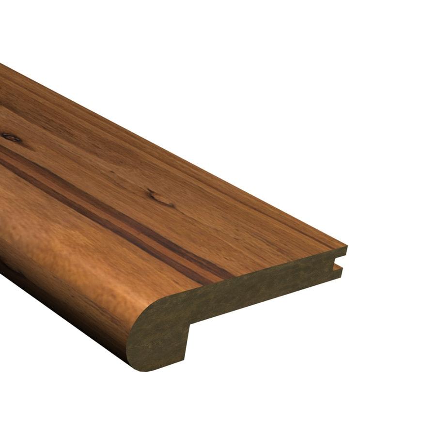 Cali Bamboo 2.875-in x 72-in Mocha Eucalyptus Stair Nose Floor Moulding