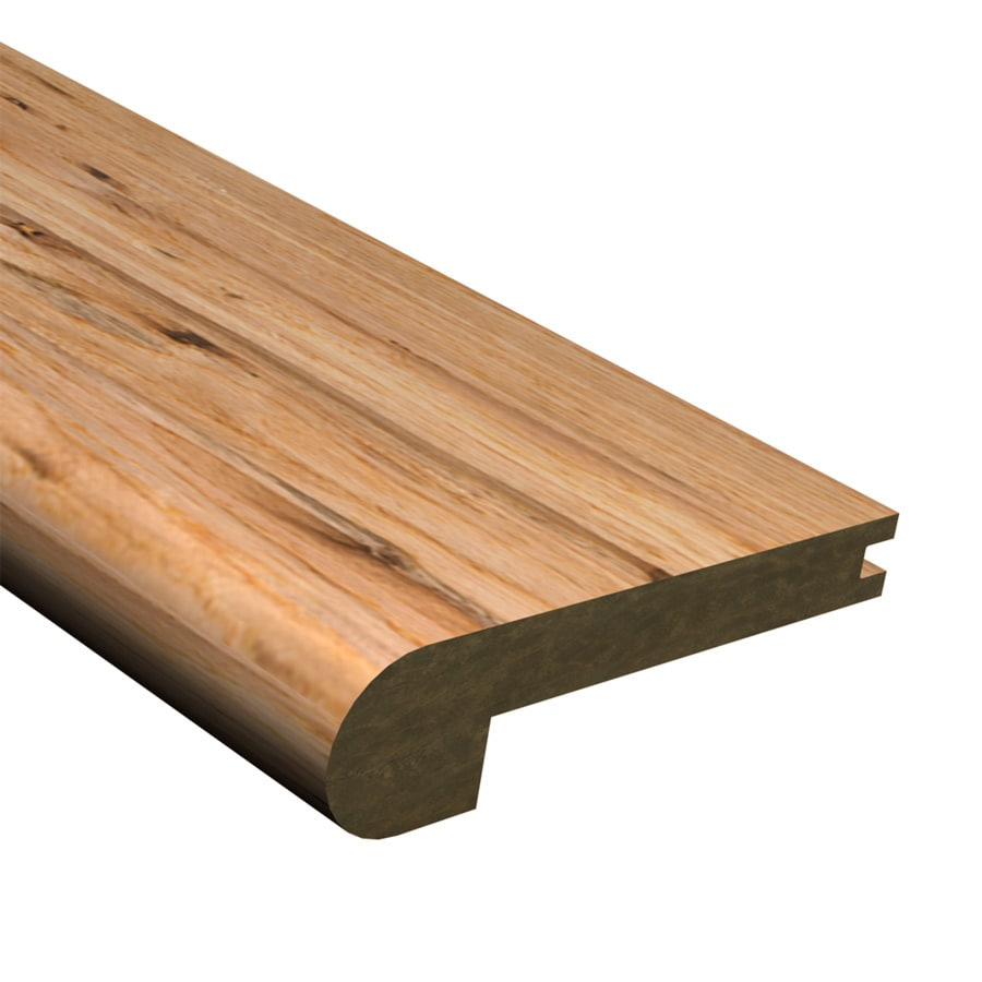 Cali Bamboo 2.875-in x 72-in Natural Eucalyptus Stair Nose Floor Moulding