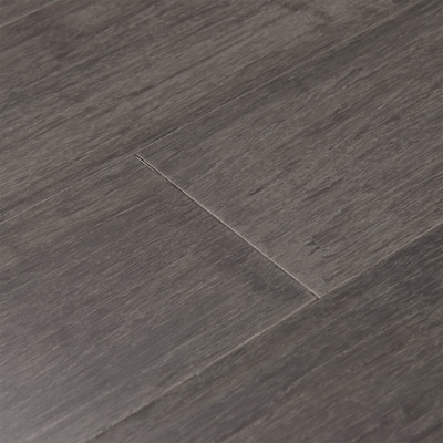 Fossilized 5 In Eclipse Bamboo Solid Hardwood Flooring 21 Sq Ft