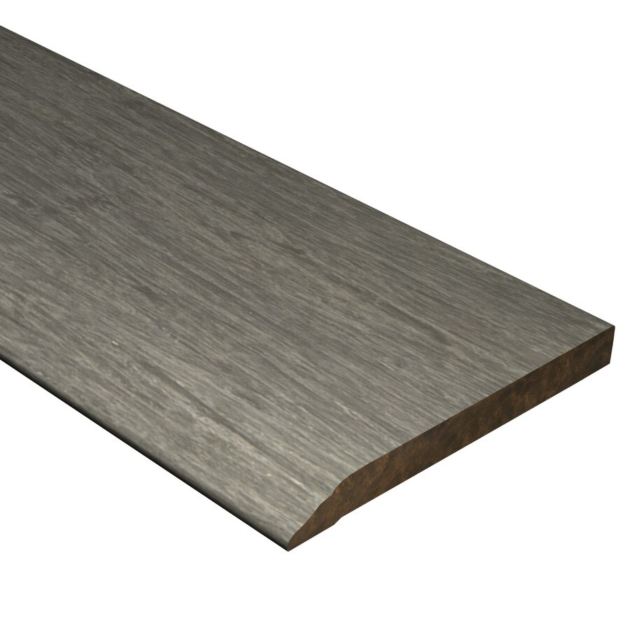 Cali Bamboo 0.5-in x 72-in Eclipse Bamboo Base Floor Moulding