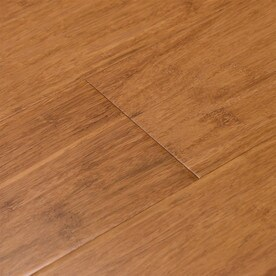 Cali Bamboo Fossilized 5 In Mocha Bamboo Solid Hardwood Flooring (19.91 Sq  Ft