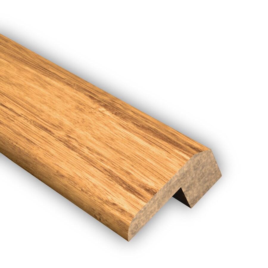 Cali Bamboo 1.05-in x 72-in Mocha Bamboo Threshold Floor Moulding
