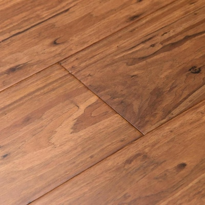 Fossilized 5 In Mocha Eucalyptus Solid Hardwood Flooring 27 3 Sq Ft