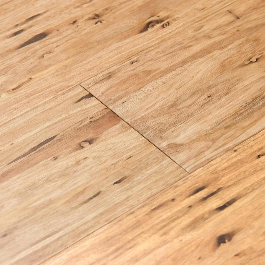 shop cali bamboo fossilized 5 in prefinished natural With parquet eucalyptus