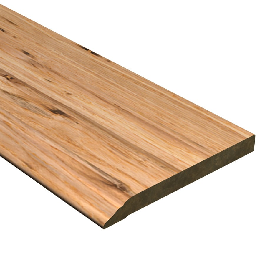 Cali Bamboo 0.56-in x 72-in Natural Eucalyptus Base Floor Moulding