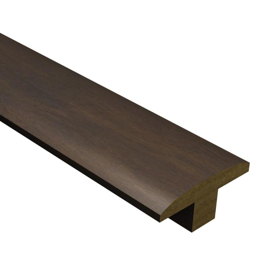 Cali Bamboo 2-in x 72-in Rustic Barnwood Bamboo T-Moulding Floor Moulding