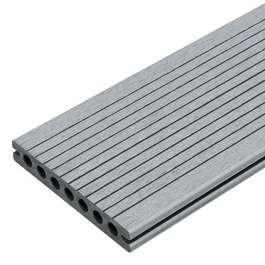 Cali Bamboo BamDeck 16-ft Slate Composite Deck Board