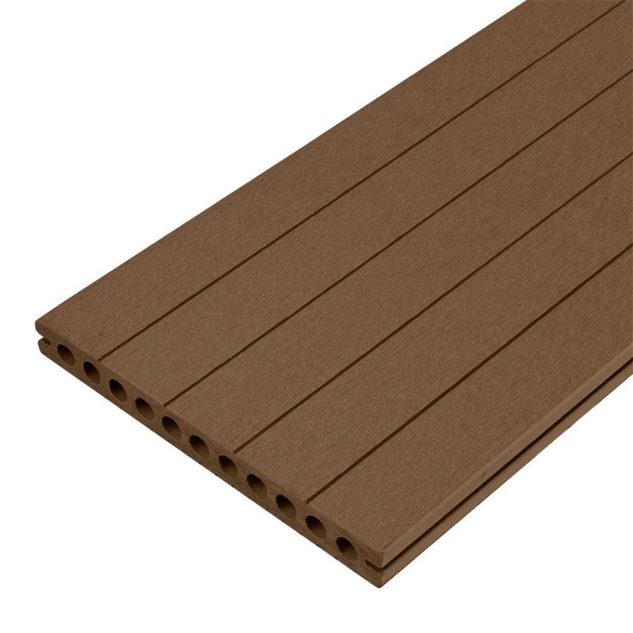Shop cali bamboo bamdeck ft coffee composite deck board