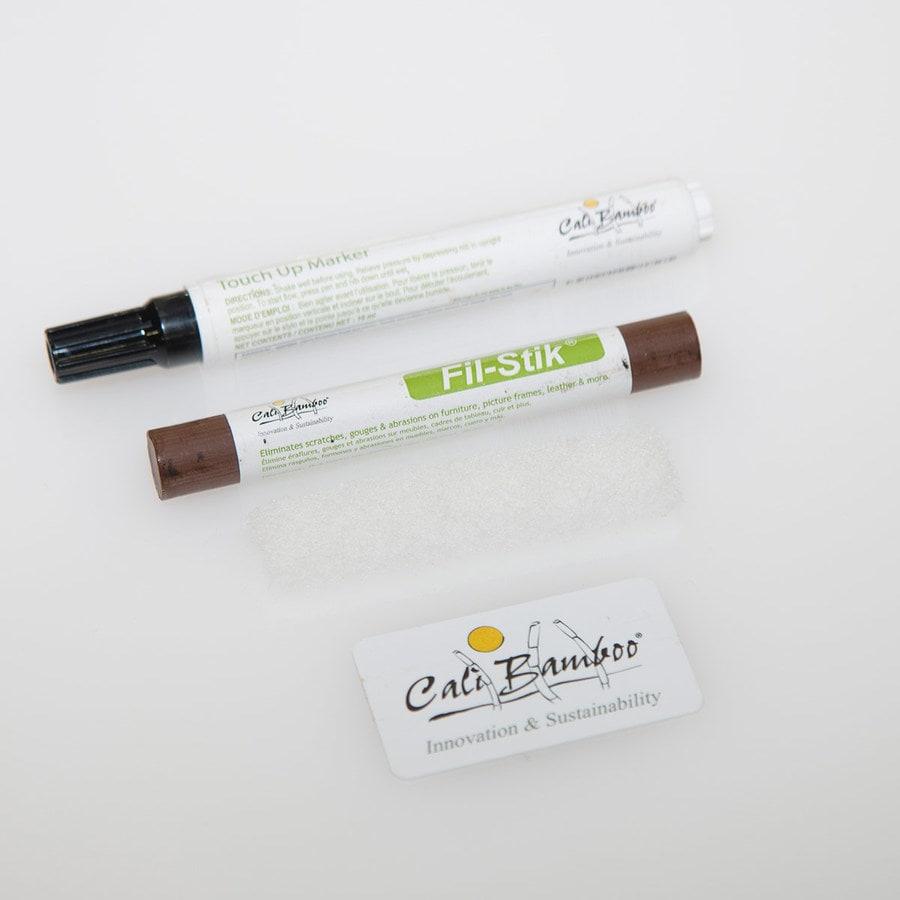 Cali Bamboo Cb Basic Floor Care Kit Putty+Marker - Light Gray