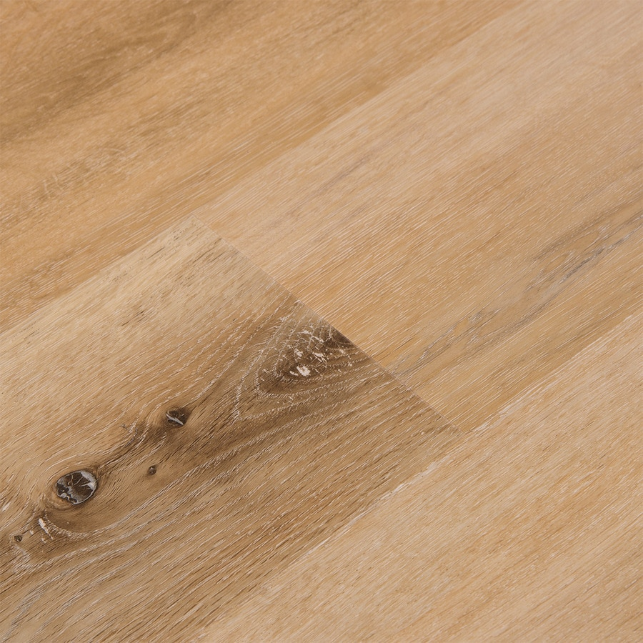 Cali Bamboo Cali Vinyl 10-Piece 7.125-in x 48.03-in Natural Elm Locking Luxury Commercial/Residential Vinyl Planks