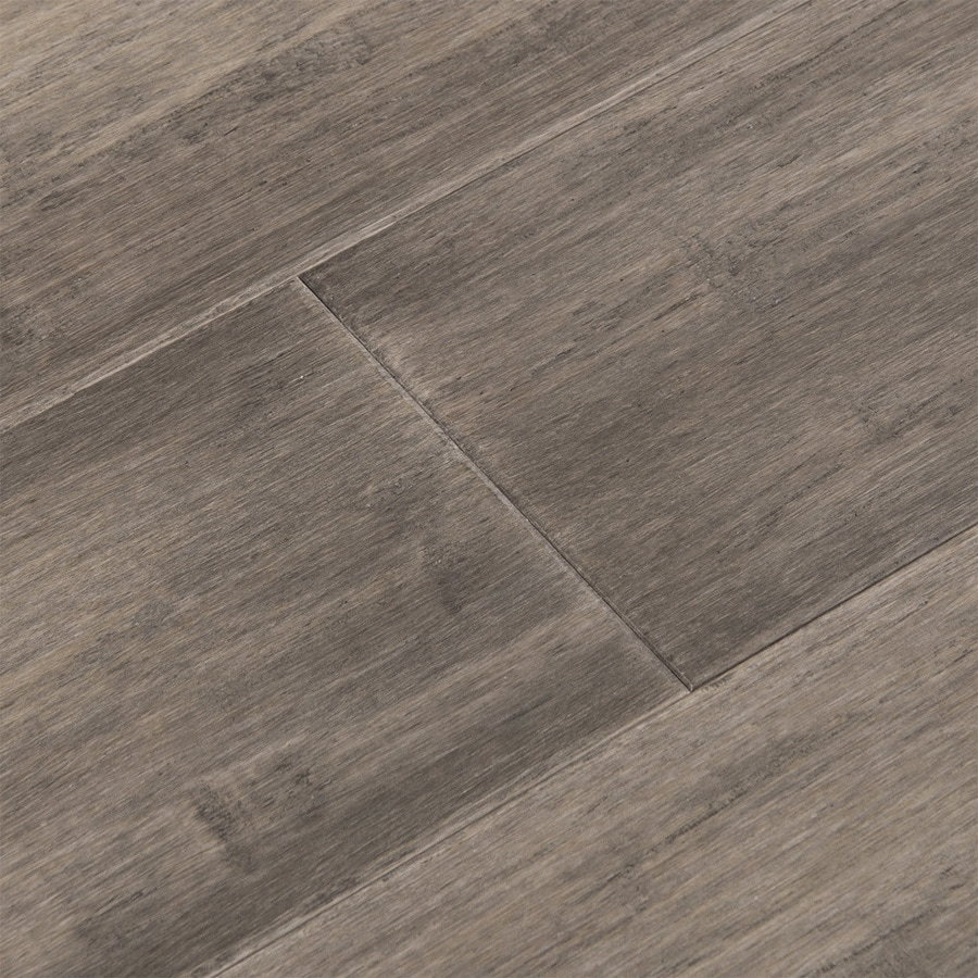 Cali Bamboo Fossilized 5.375 In Boardwalk Bamboo Solid Hardwood Flooring  (26.89 Sq Ft