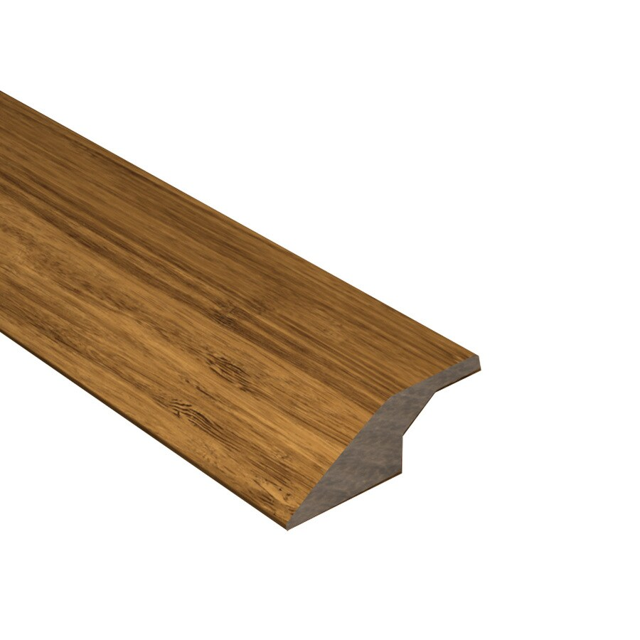 Cali Bamboo 2.38-in x 72-in Mocha Bamboo Reducer Floor Moulding