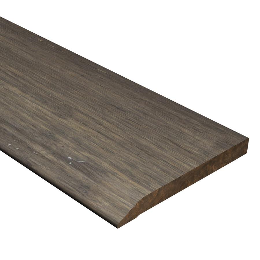 Cali Bamboo 0.56-in x 72-in Boardwalk Bamboo Base Floor Moulding