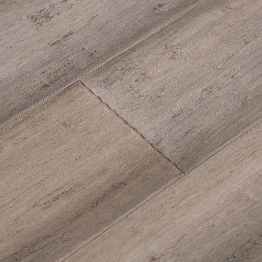 Cali Bamboo Fossilized 5 37 In Catalina Solid Hardwood Flooring 26 89 Sq Ft