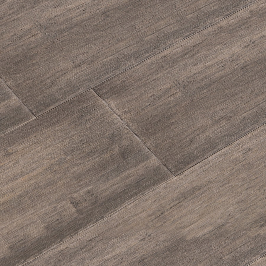 Cali Bamboo Fossilized 3.75-in Prefinished Boardwalk Bamboo Hardwood Flooring (22.69-sq ft)