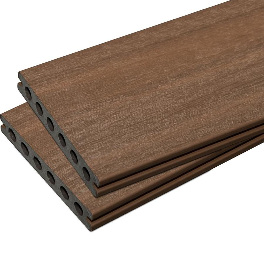 Cali Bamboo Truorganics 16 Ft Denali Grooved Composite Deck Board