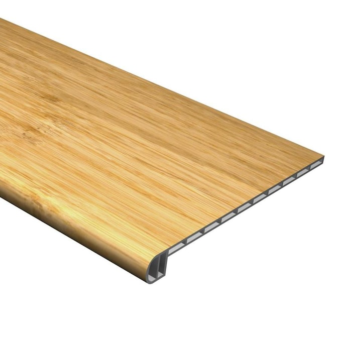 Cali Bamboo Natural Stair Tread In The