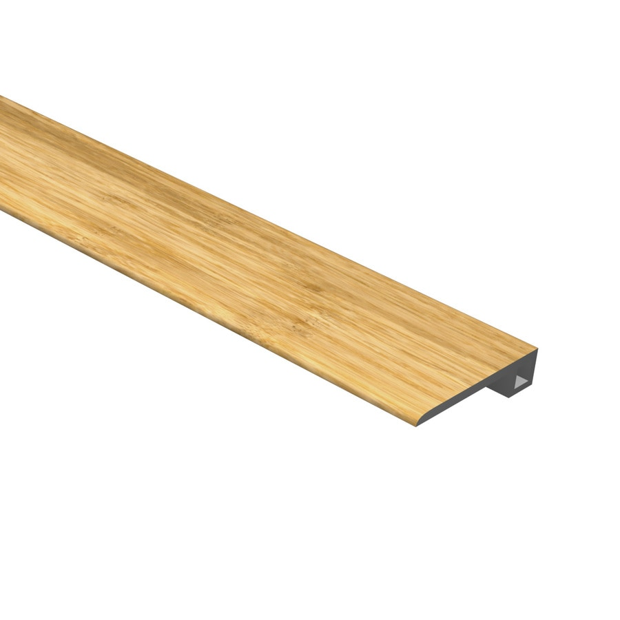 Cali Bamboo 0.33-in x 94.48-in Natural Threshold Floor Moulding