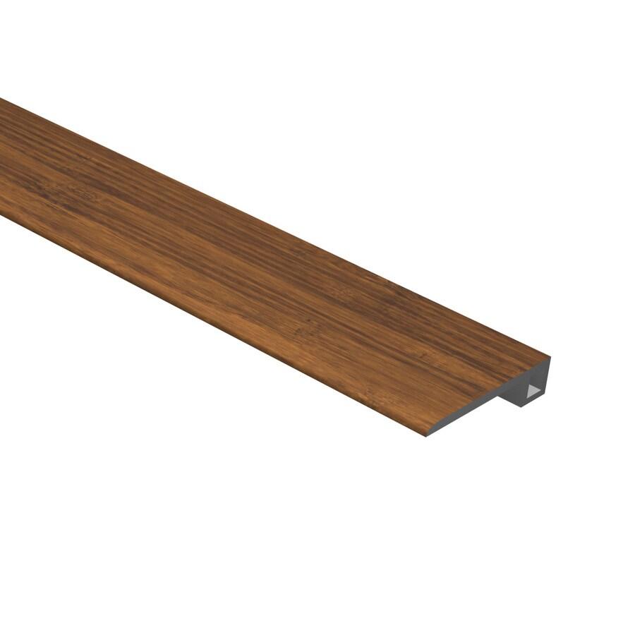 Cali Bamboo 0.33-in x 94.48-in Java Threshold Floor Moulding