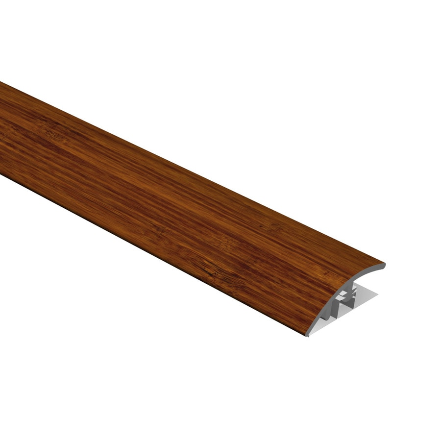 Cali Bamboo 0.51-in x 94.48-in Antique Java Reducer Floor Moulding